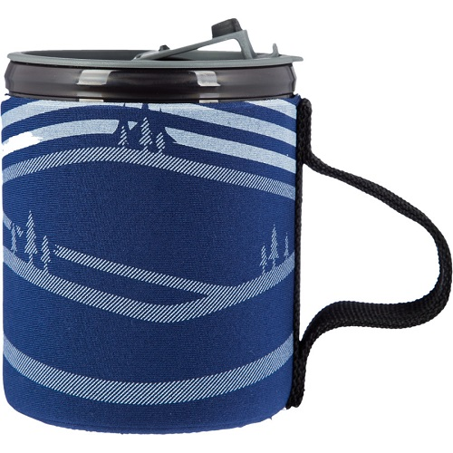 Side view of the GSI Outdoors Infinity mug.