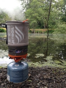 Jetboil Sol Titanium In Use