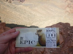 Epic Energy Bars Lamb Unopened