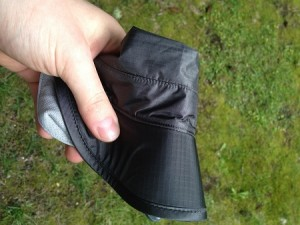 Outdoor Research Radar Rain Cap Crushed