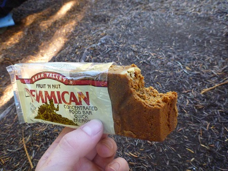 Bear Valley Pemmican Bar One Bite