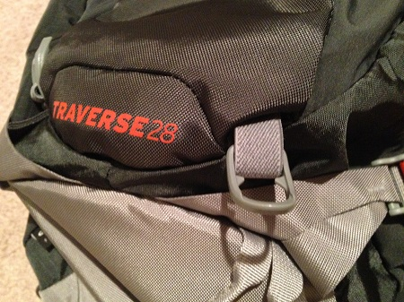 REI Traverse 28 Pack Trekking Pole Holder