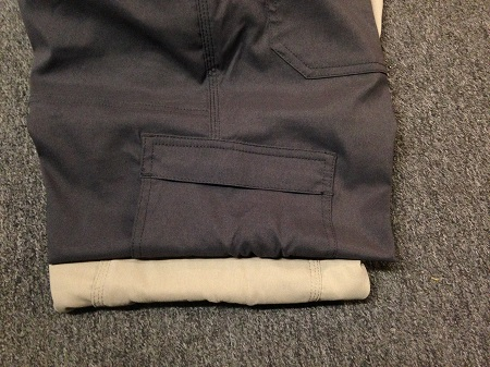 Prana Zion Traditional vs Zip Off