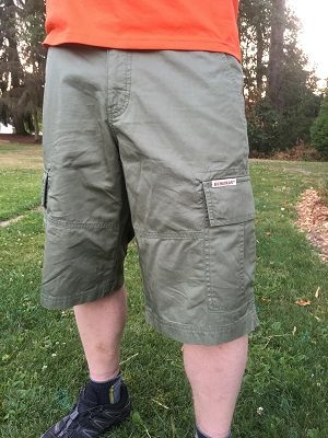 Bushman Treon Shorts