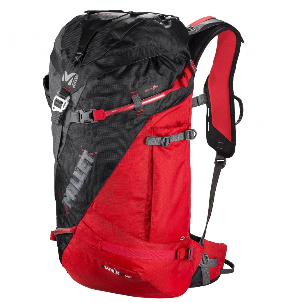 Snowboard Touring Backpack
