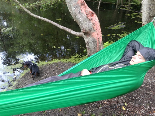 Hummingbird Hammock Single Person Hammock